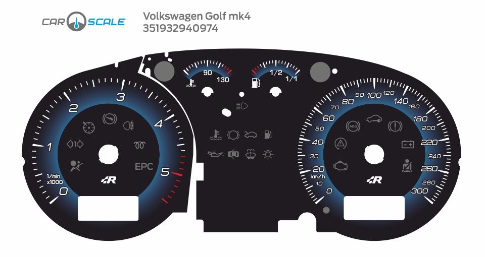 VW GOLF 4 21