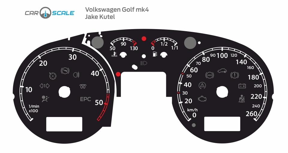 VW GOLF 4 32