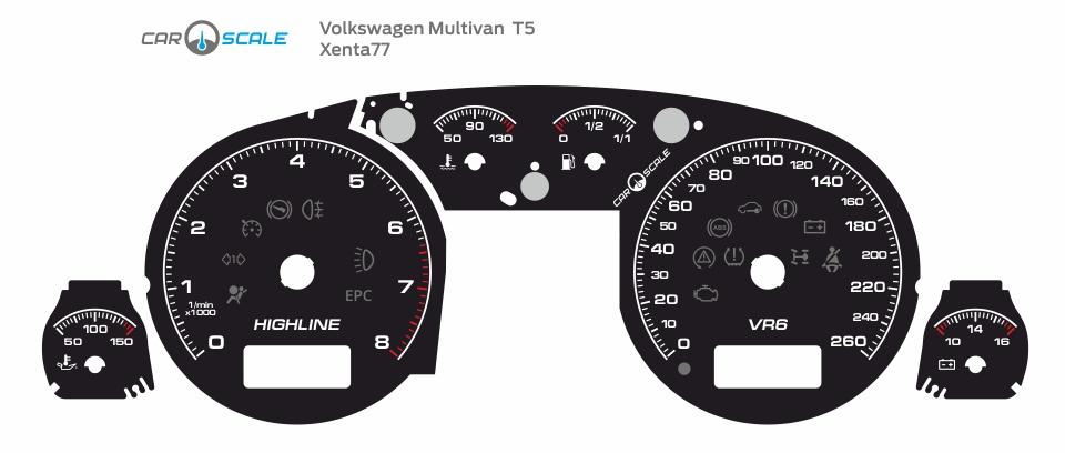 VOLKSWAGEN MULTIVAN T5 03