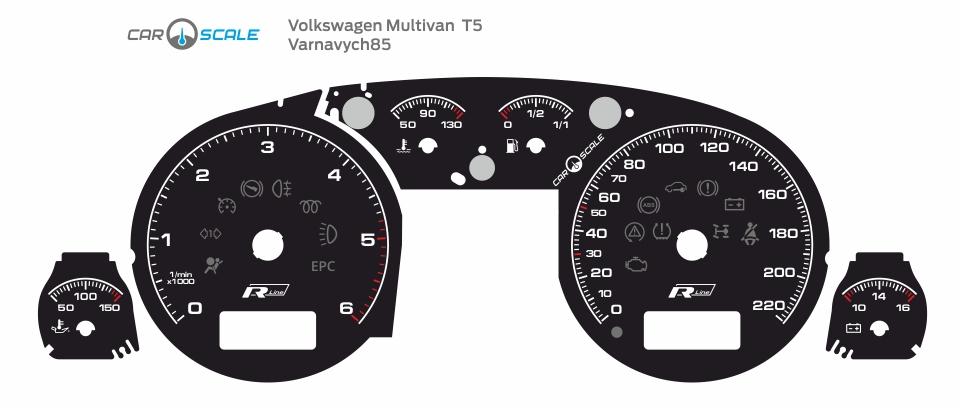 VOLKSWAGEN MULTIVAN T5 10