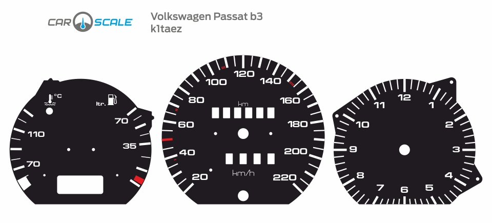 VW PASSAT B3 01