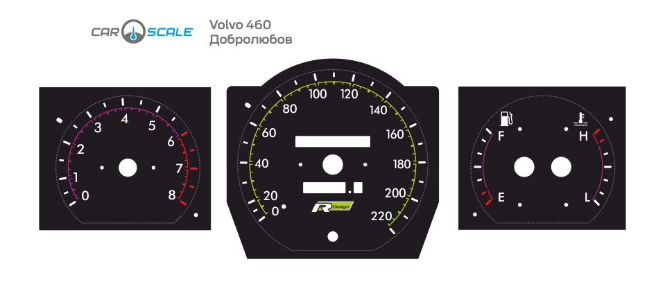 VOLVO 460 02