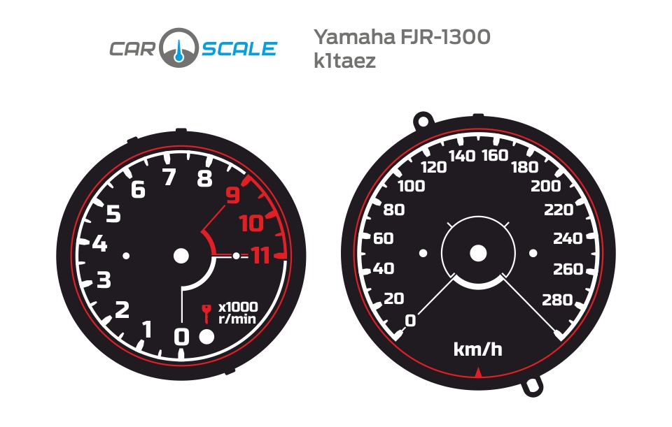 YAMAHA FJR-1300 01