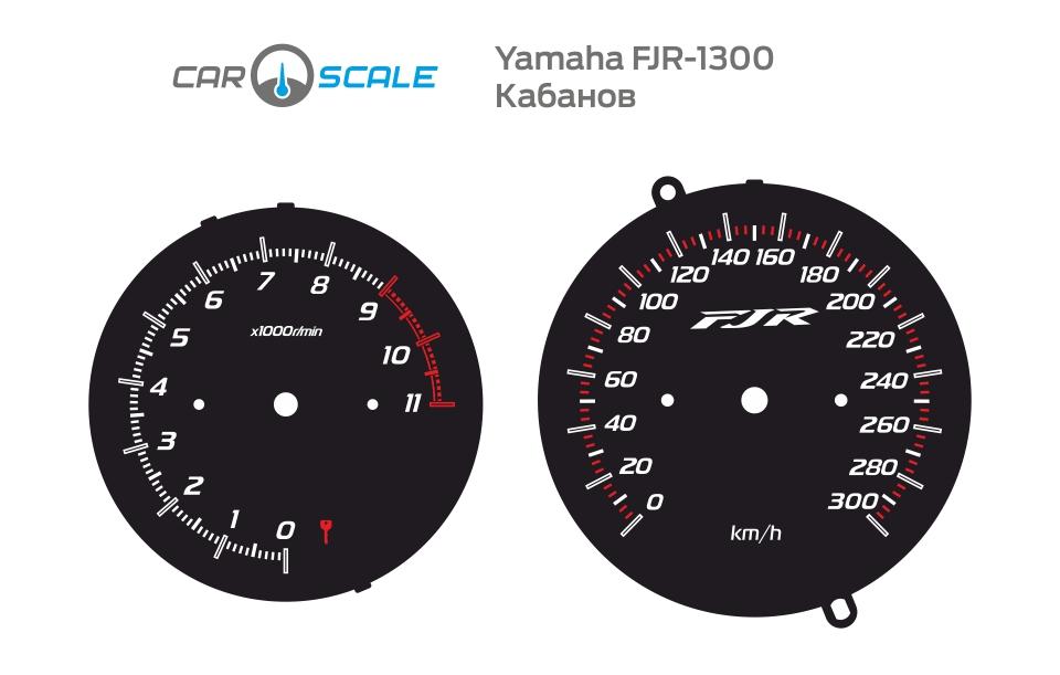 YAMAHA FJR-1300 02