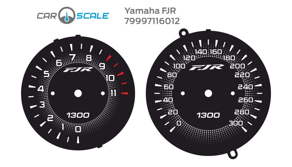 YAMAHA FJR-1300 03