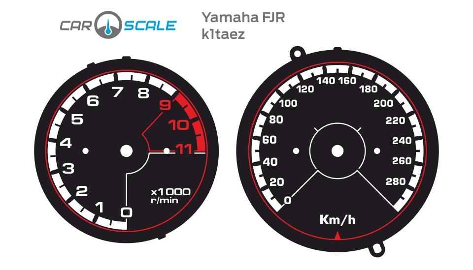 YAMAHA FJR-1300 04