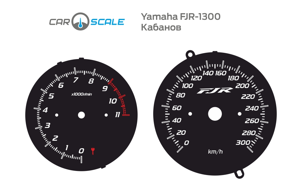 YAMAHA FJR-1300 05