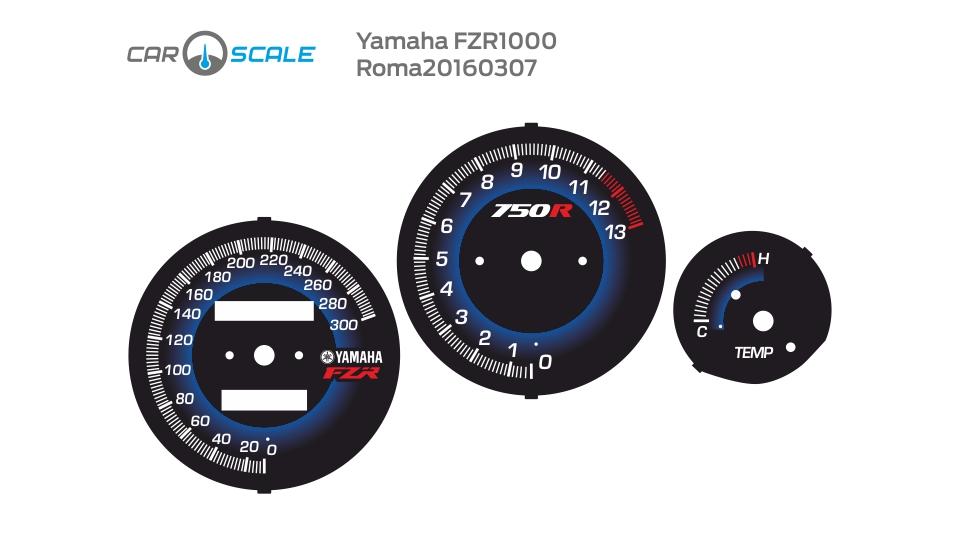 YAMAHA FZR1000 02