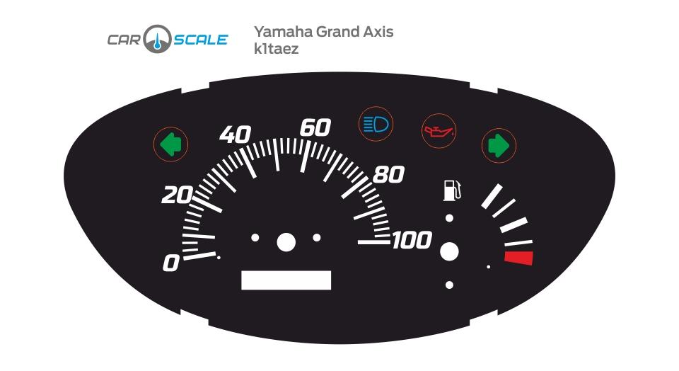 YAMAHA GRAND AXIS 01