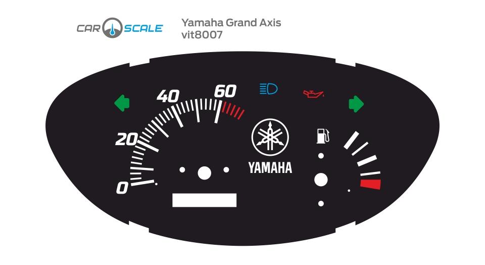 YAMAHA GRAND AXIS 03