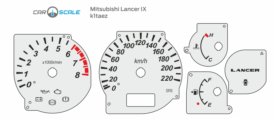 MITSUBISHI LANCER 9 MANUAL 01