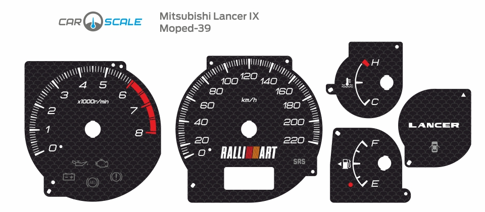 MITSUBISHI LANCER 9 MANUAL 04