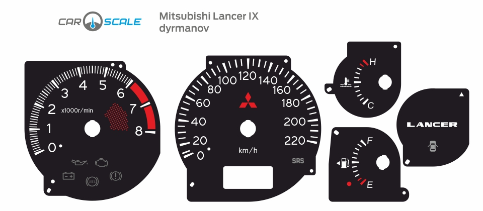 MITSUBISHI LANCER 9 MANUAL 05