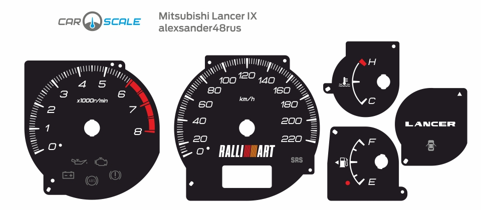 MITSUBISHI LANCER 9 MANUAL 11