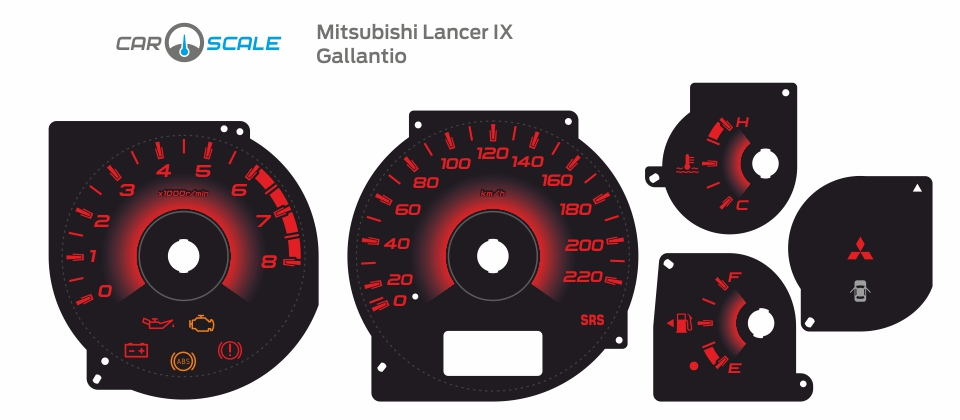 MITSUBISHI LANCER 9 MANUAL 18
