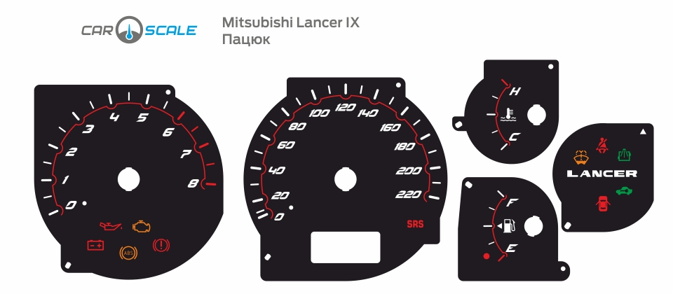 MITSUBISHI LANCER 9 MANUAL 21