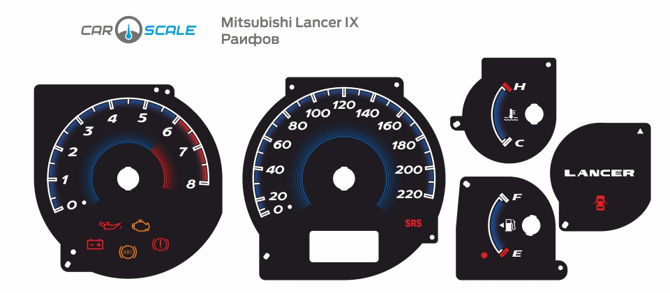 MITSUBISHI LANCER 9 MANUAL 25