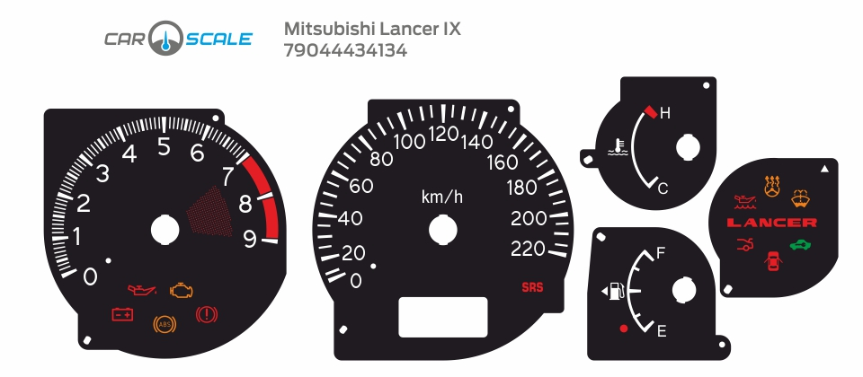 MITSUBISHI LANCER 9 MANUAL 34