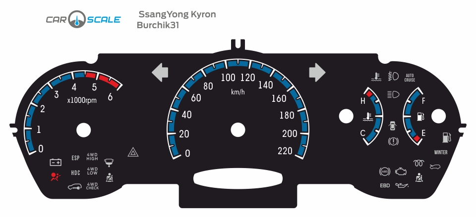 SSANGYONG KYRON DIESEL 02